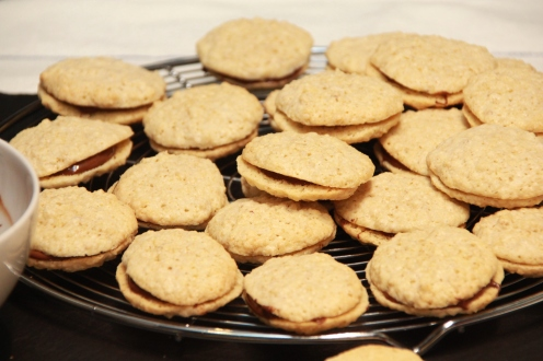 Haferflocken Kekse (12)