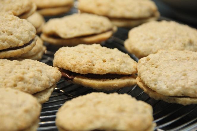 Haferflocken Kekse (3)