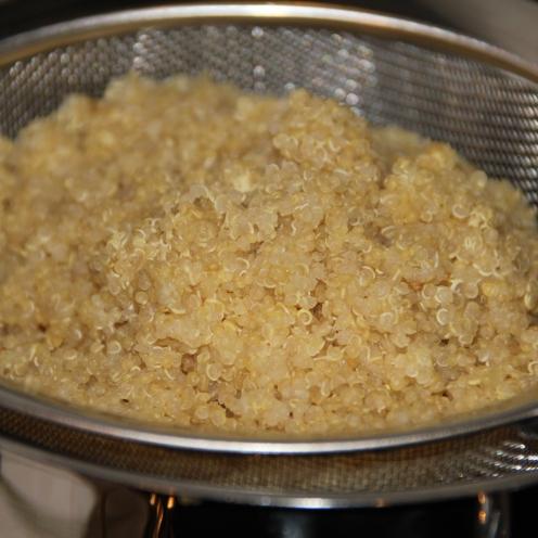 Bunte Quinoa Pfanne (2)
