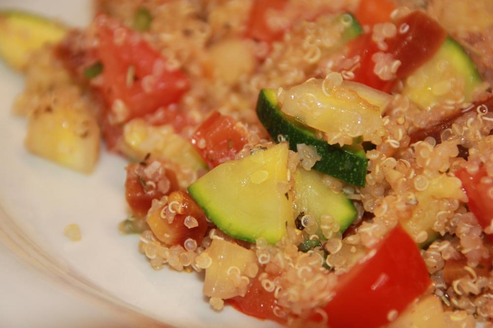 Bunte Quinoa Pfanne (7)