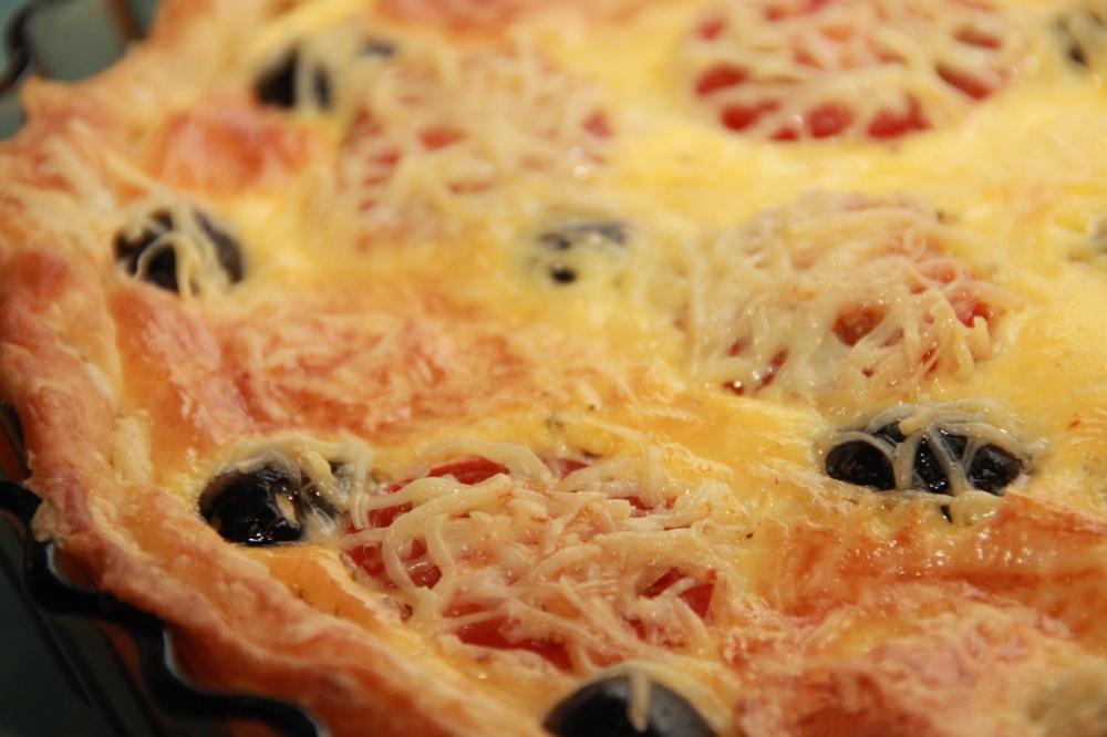 Oliven Tomaten Tarte (11)