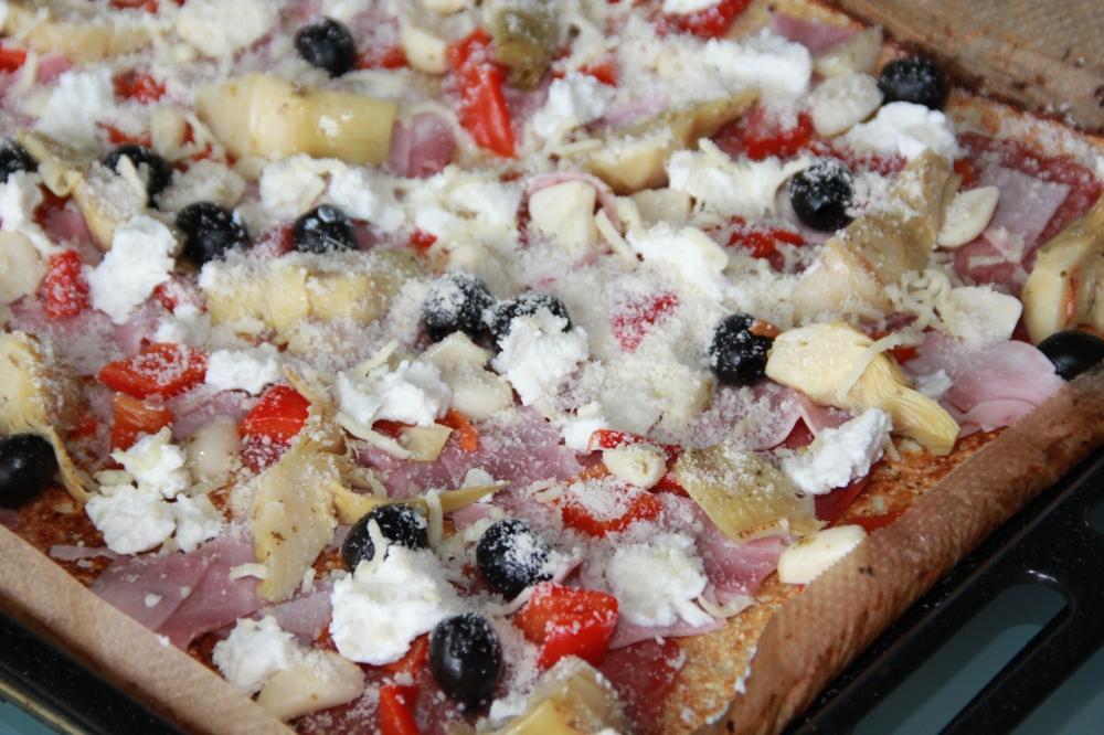 Blumenkohl-Pizza (15)