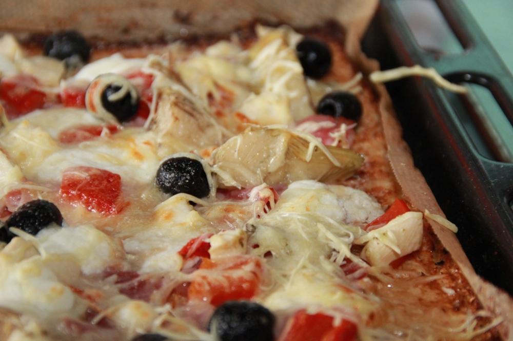 Blumenkohl-Pizza (17)
